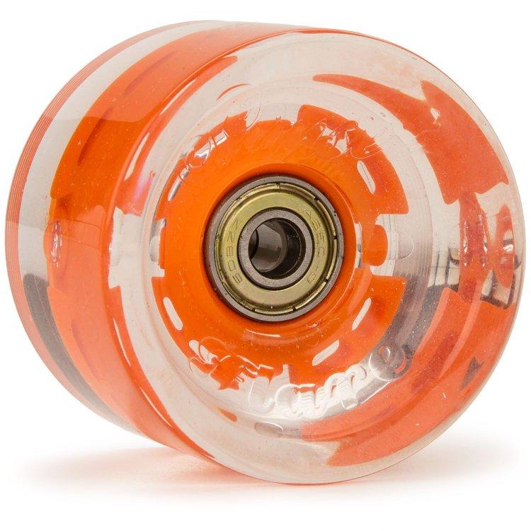 Купить Колеса для лонгборда SUNSET SKATEBOARDS Cruiser Wheel With Abec9 SS Orange 59 mm, Китай