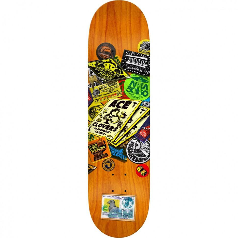 Дека для скейтборда ANTI-HERO Brd Russo Park Board  8.28 дюйм
