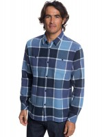 Сорочка QUIKSILVER Coldbrflannelsh M Parisian Night