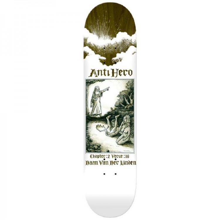 Купить Дека Скейтборд ANTI-HERO Brd Daan Book Of, Мексика
