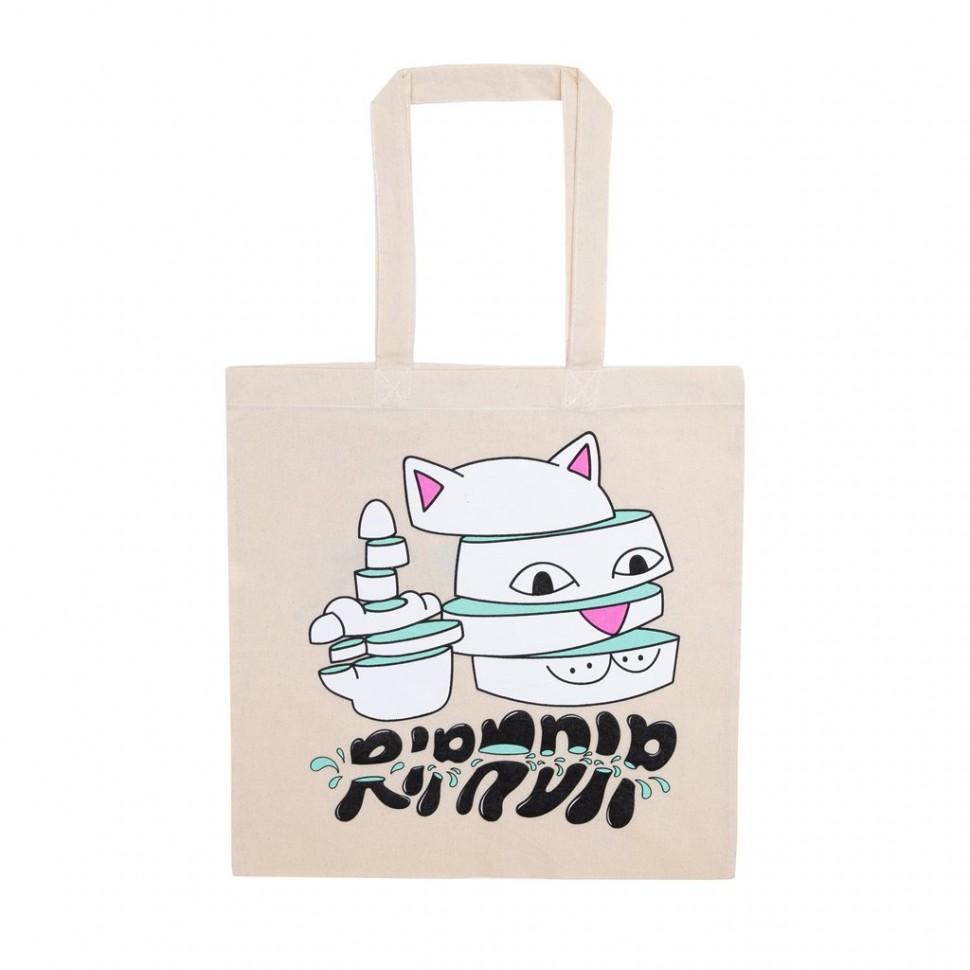 Сумка шоппер RIPNDIP Sliced Tote Bag