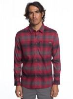 Сорочка QUIKSILVER Thermohyperflan M Rio Red