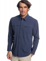 Сорочка QUIKSILVER Saltwaterexplor M Parisian Night