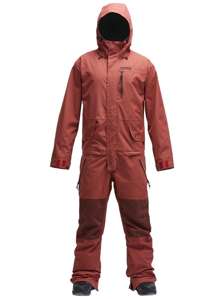 Купить Комбинезон мужской AIRBLASTER Freedom Suit Oxide, Вьетнам