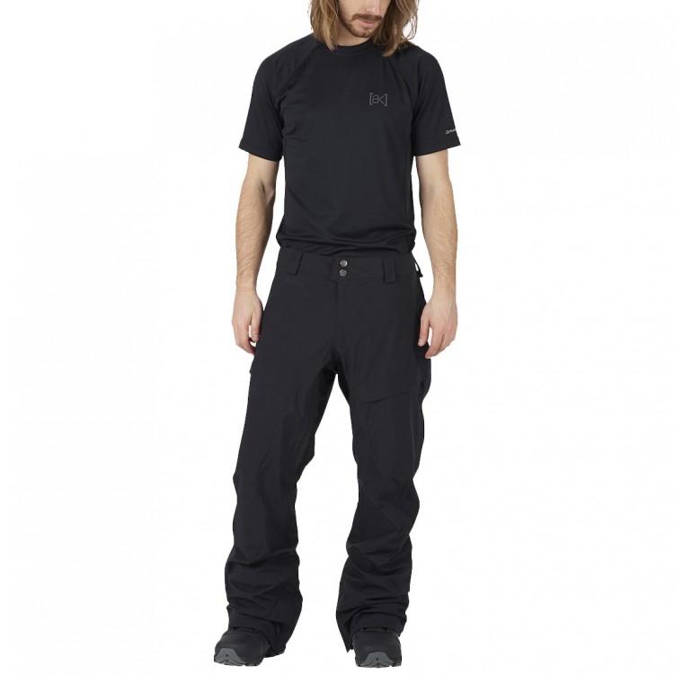 Купить Штаны для сноуборда BURTON M Ak Gore-Tex Swash Pants True Black, Бангладеш