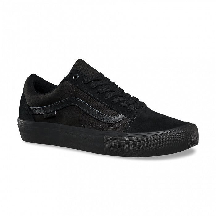 Кеды VANS Mn Old Skool Pro Blackout 2020, фото 2