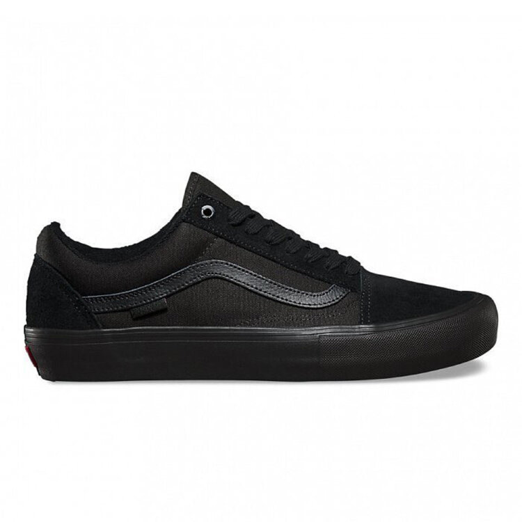 Кеды VANS Mn Old Skool Pro Blackout 2020, фото 1