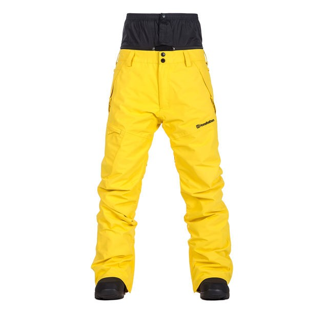 Штаны для сноуборда мужские HORSEFEATHERS Charger Pants Lemon 2020 фото