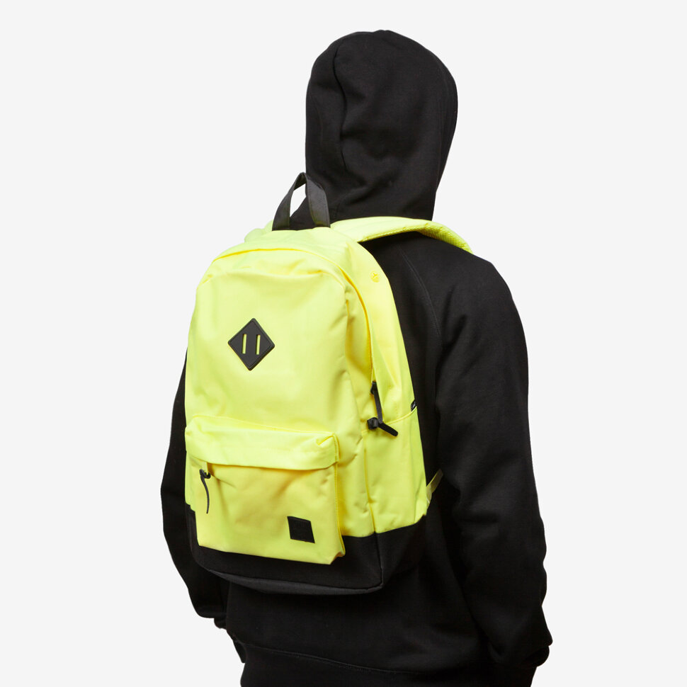 фото Рюкзак herschel heritage highlight/black 21.5l 2020