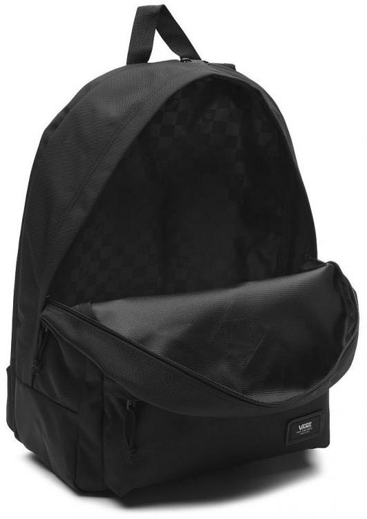 Рюкзак VANS Mn Old Skool Plus Backpack Black 23L