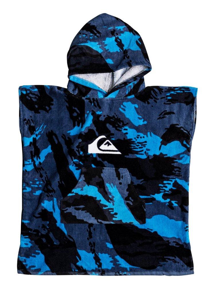 Купить Полотенце для мальчиков QUIKSILVER Kids Hoody Towe K Navy Blazer, Китай