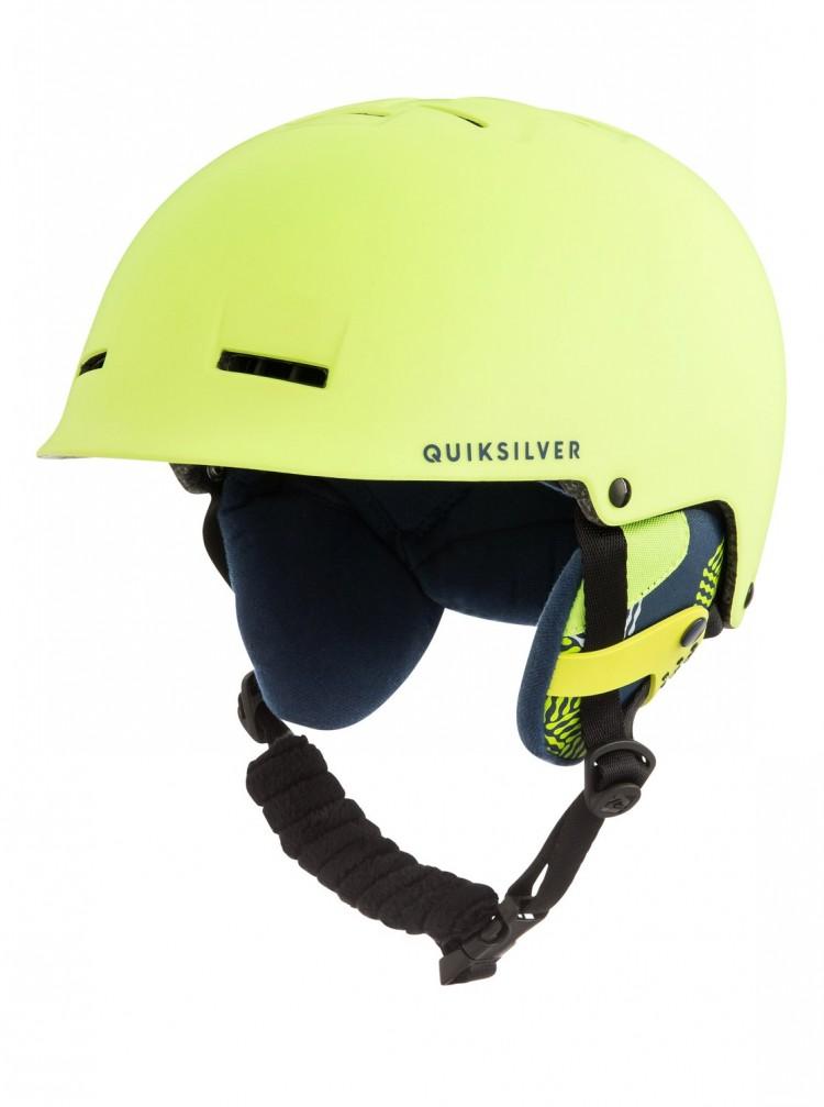 Купить Шлем д/горных лыж и сноуборда QUIKSILVER Fusion M Lime Green, Китай