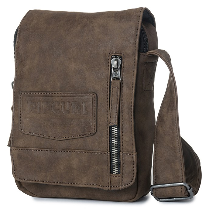 Сумка RIP CURL Leazard Pouch Brown, фото 1