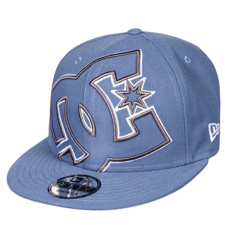 Купить Кепка-бейсболка мужская DC SHOES Double Up Blue Mirage, Китай