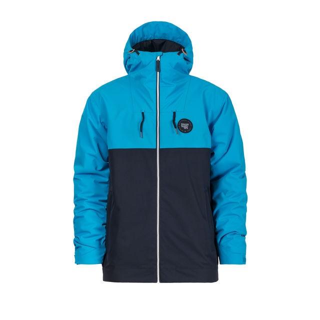 Куртка для сноуборда мужская HORSEFEATHERS Saber Jacket Blue 2020 фото