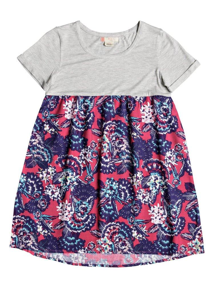 Купить Платье для девочек-подростков ROXY Brancheoflilac G Rouge Red Mahna Mahna, Индия
