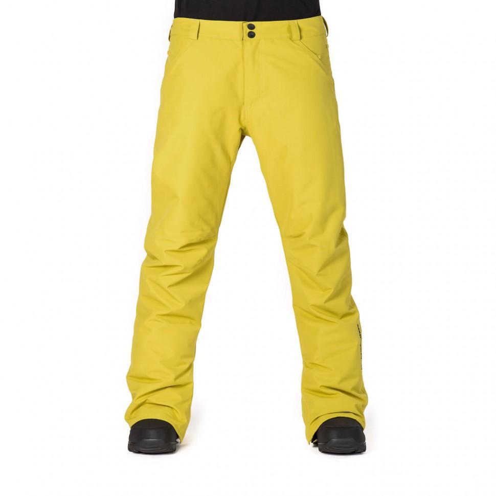 Штаны для сноуборда HORSEFEATHERS М Pinball Pants Apple Green фото