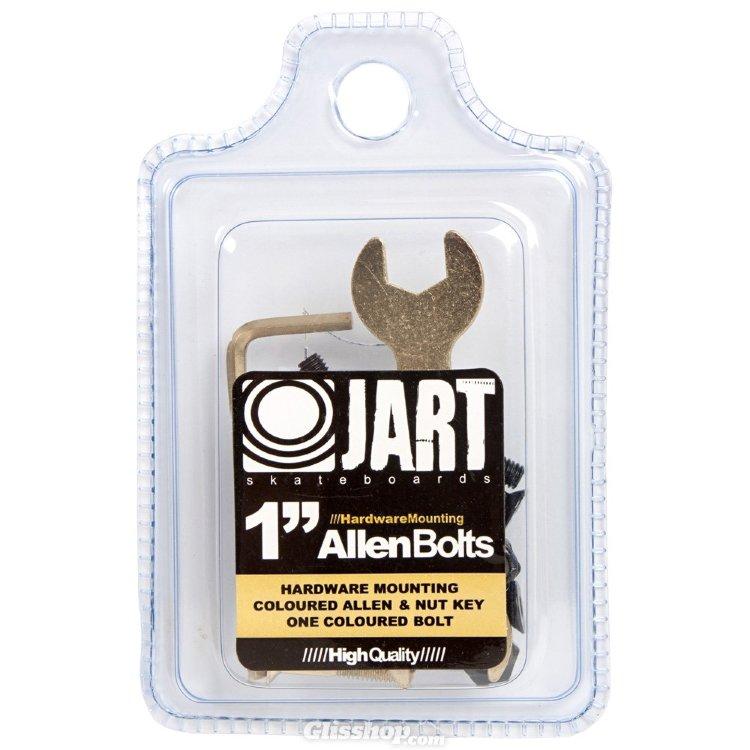 Винты JART Pack Mounting Bolts Allen Assorted, Испания  - купить со скидкой