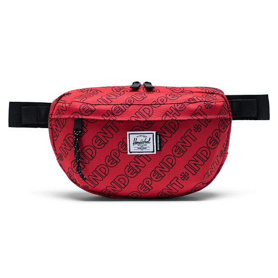 фото Сумка на пояс herschel independent nineteen independent unified red