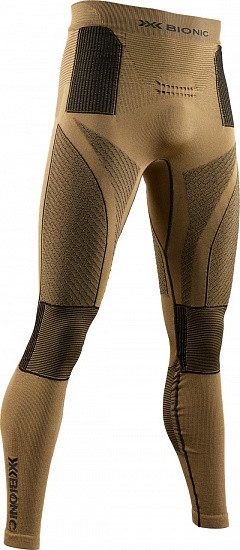 Термоштаны мужские X-BIONIC X-Bionic® Radiactor 4.0 Pants Men Gold/Black 2020, фото 1