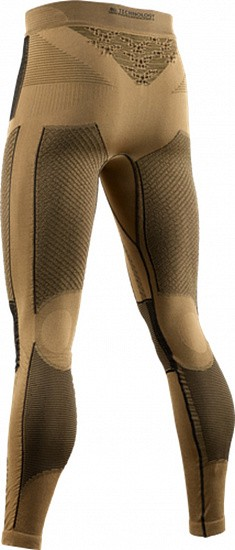 Термоштаны мужские X-BIONIC X-Bionic® Radiactor 4.0 Pants Men Gold/Black 2020, фото 2