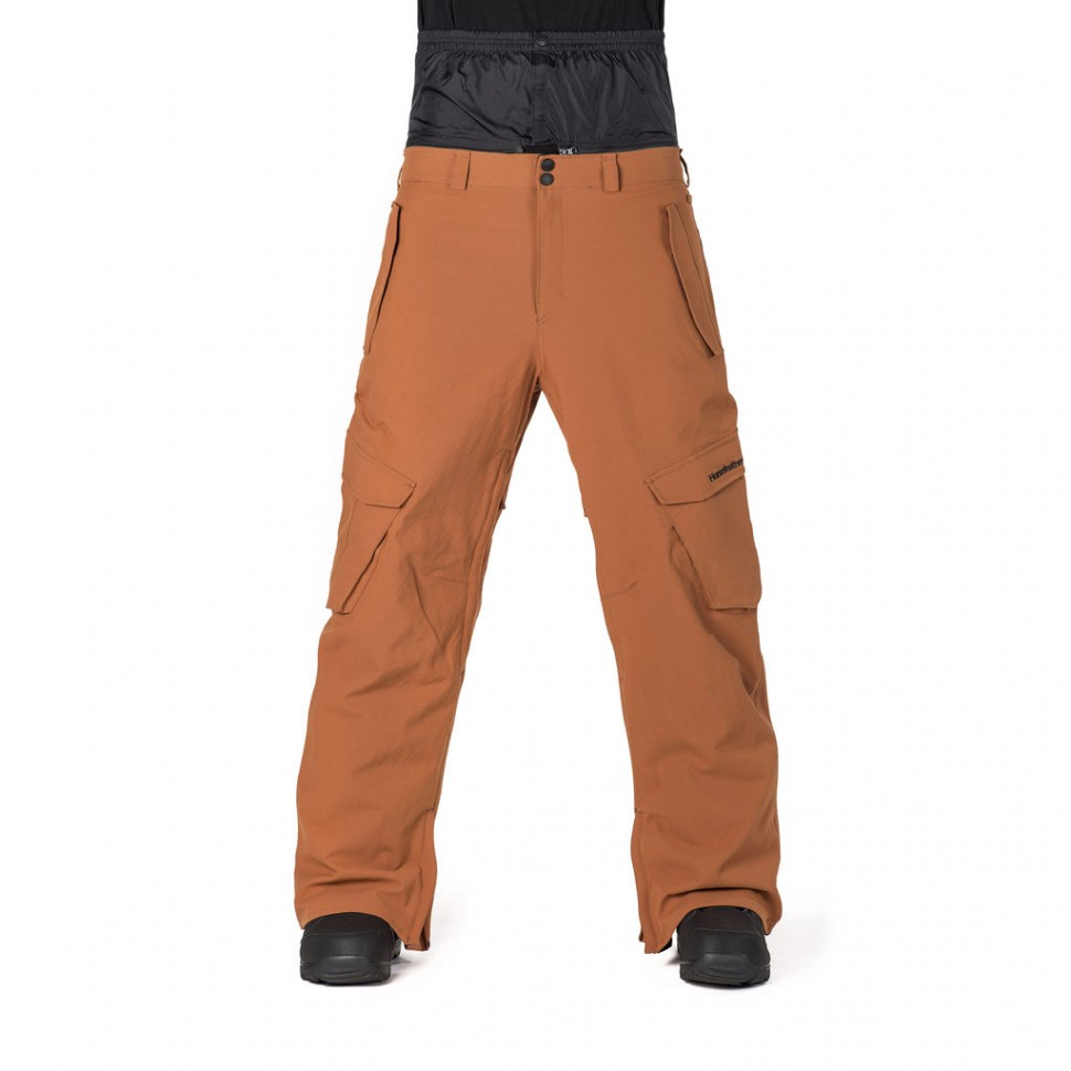 Штаны для сноуборда мужские HORSEFEATHERS М Barge Pants Copper фото