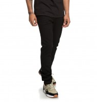 Джинсы DC SHOES Worker Slim Sbr M Black Rinse