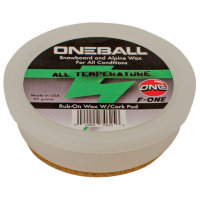 Парафин ONEBALL F-1 Rub-On FW17 Assorted