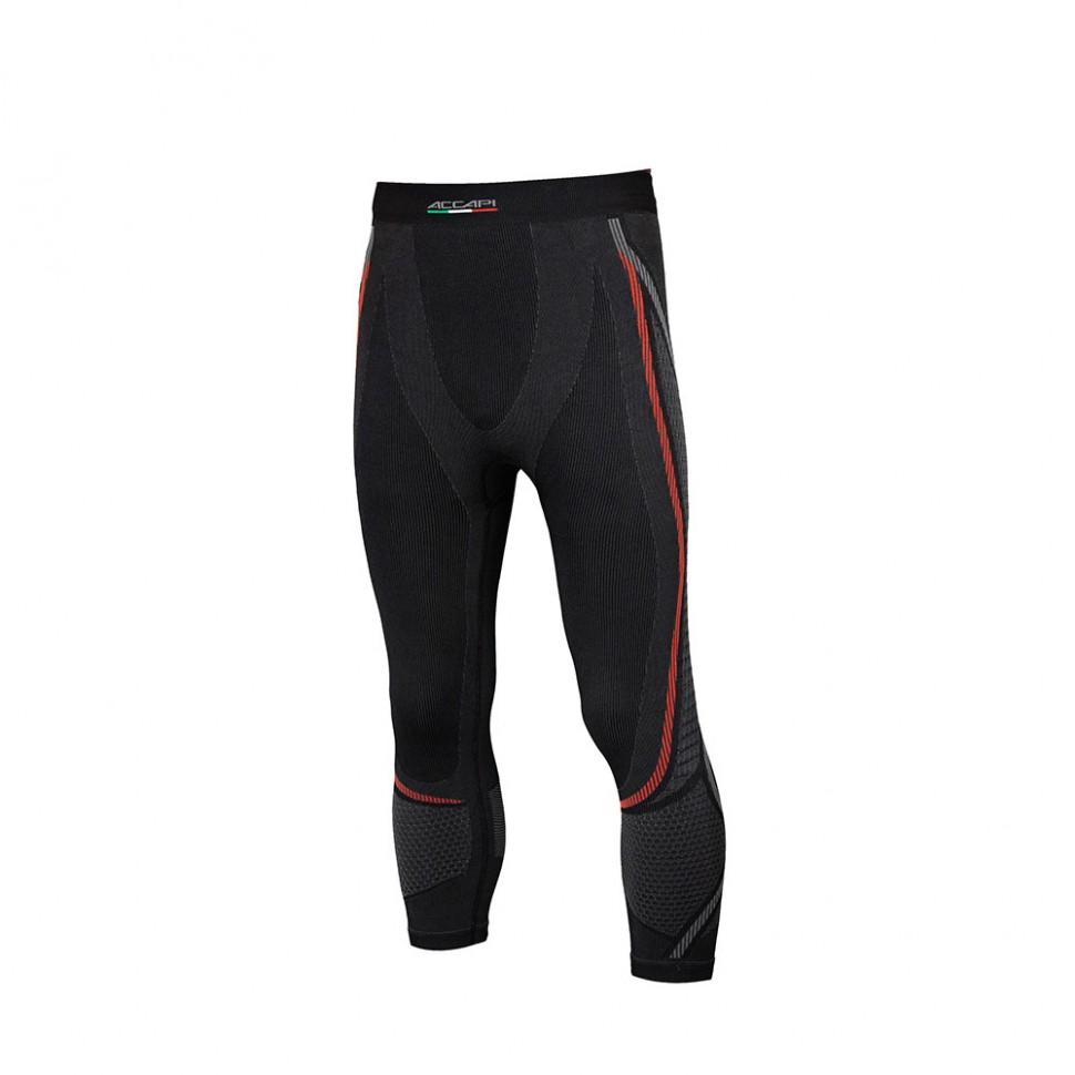 Термоштаны мужские ACCAPI Ergoracing 3/4 Trousers Man Black/Anthracite фото