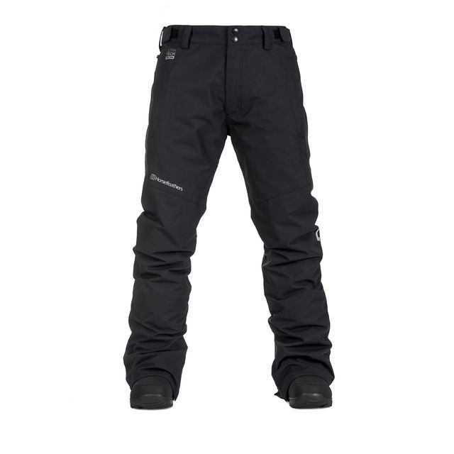 Штаны для сноуборда мужские HORSEFEATHERS Spire Pants Black 2020, фото 2