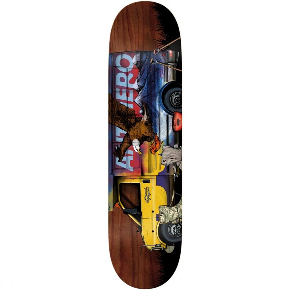 Дека для скейтборда ANTI-HERO Brd Taylor Vanatics  8.5 дюйм