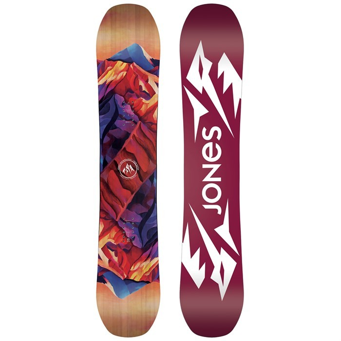 a4f435aa4916 Сноуборд женский JONES Twin Sister — купить в магазине ridestep
