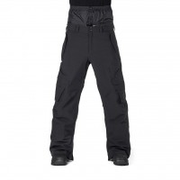 Штаны для сноуборда мужские HORSEFEATHERS М Barge Pants Black Ripstop