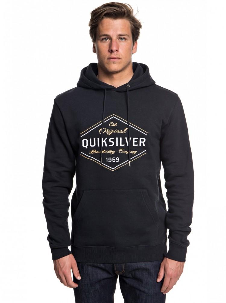 Купить Джемпер QUIKSILVER Nowherenorthhoo M Black, Пакистан