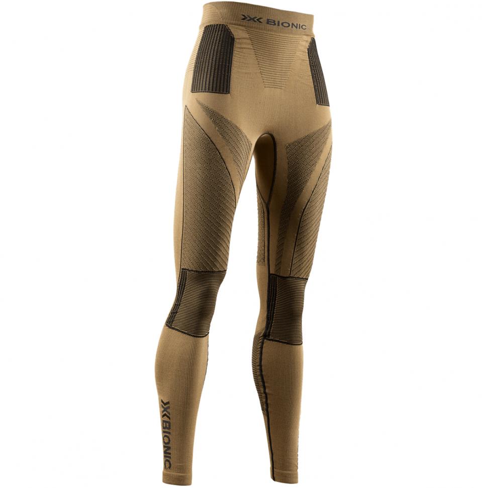 Термоштаны женские X-BIONIC X-Bionic® Radiactor 4.0 Pants Wmn Gold/Black 2021