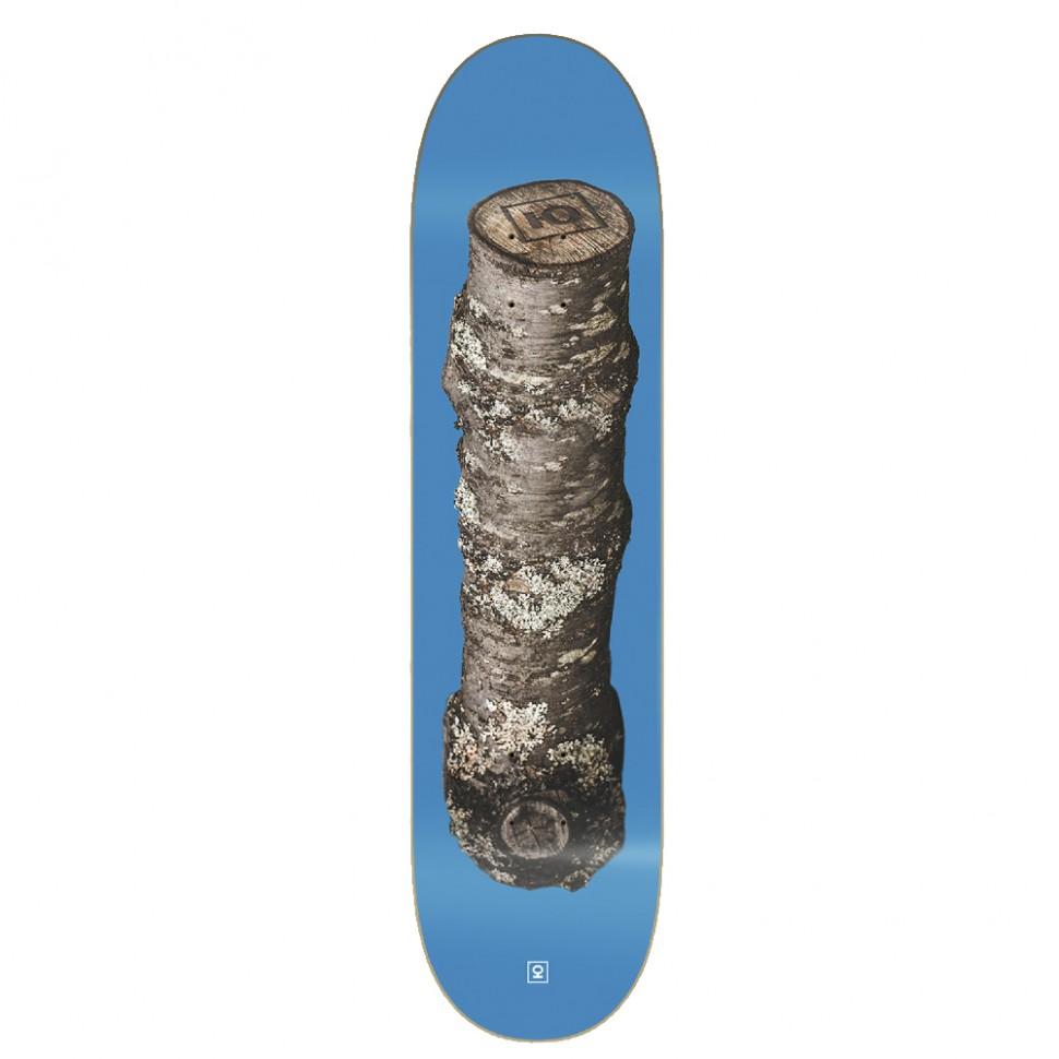 Дека для скейтборда ЮНИОН Poleno Blue 8.5 дюйм 2020 фото
