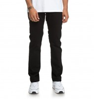 Джинсы DC SHOES Worker Straight M Black Rinse