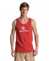 Майка RIP CURL Iconic Tank Red