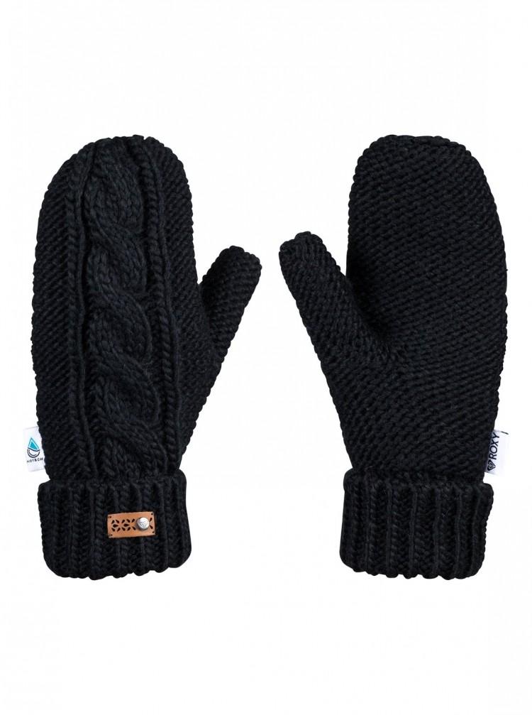 Купить Варежки ROXY Winter Mittens J True Black, Китай