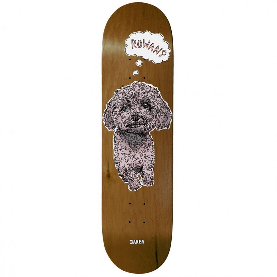 Дека для скейтборда BAKER Rz Animals Deck  8 дюйм