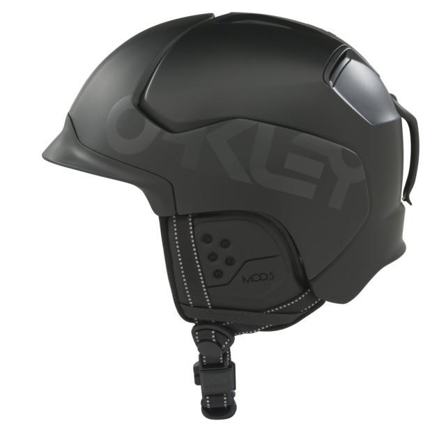 Купить Шлем горнолыжный OAKLEY Mod5 Factory Pilot Matte Black, Китай