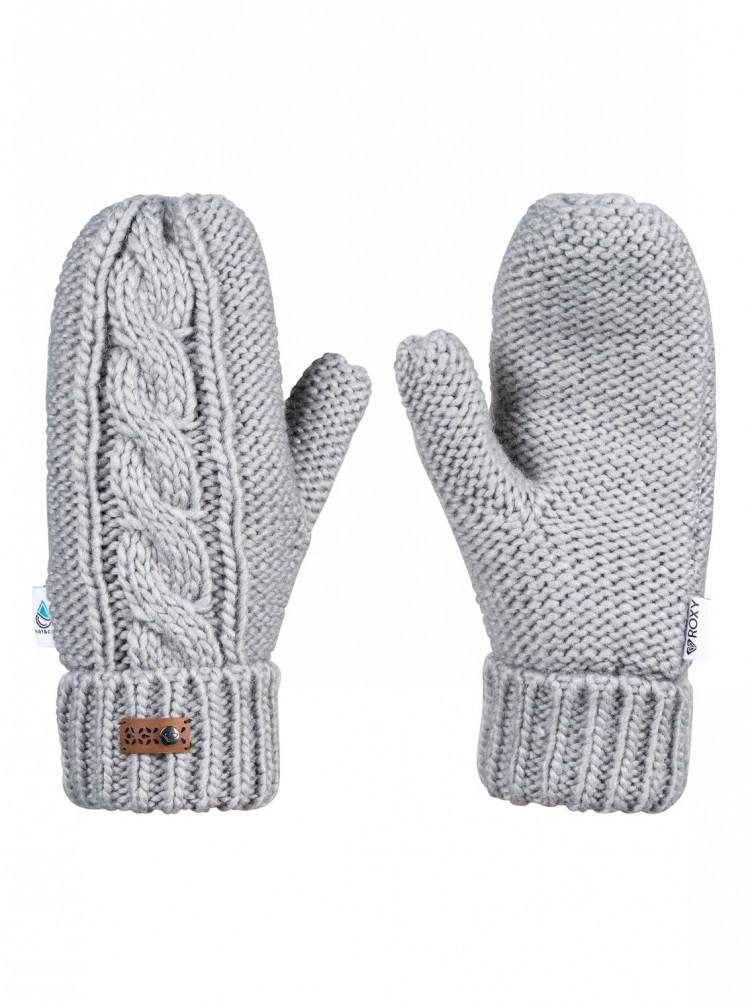 Купить Варежки ROXY Winter Mittens J Warm Heather Grey, Китай