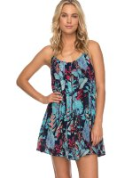 Платье женское ROXY Win F Prt J Dress Blues Fantastic Garden S