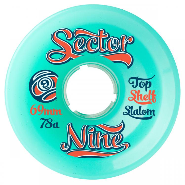 Купить Колеса SECTOR9 9-Balls - Slalom, Сша