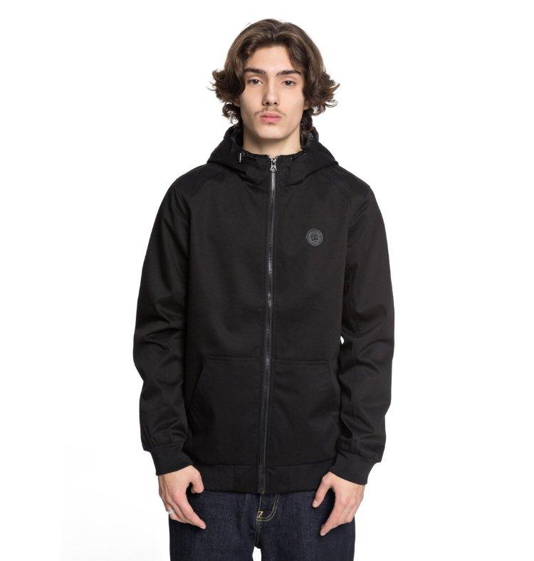 Купить Куртка мужская DC SHOES Ellis Jacket Li M Black, Китай