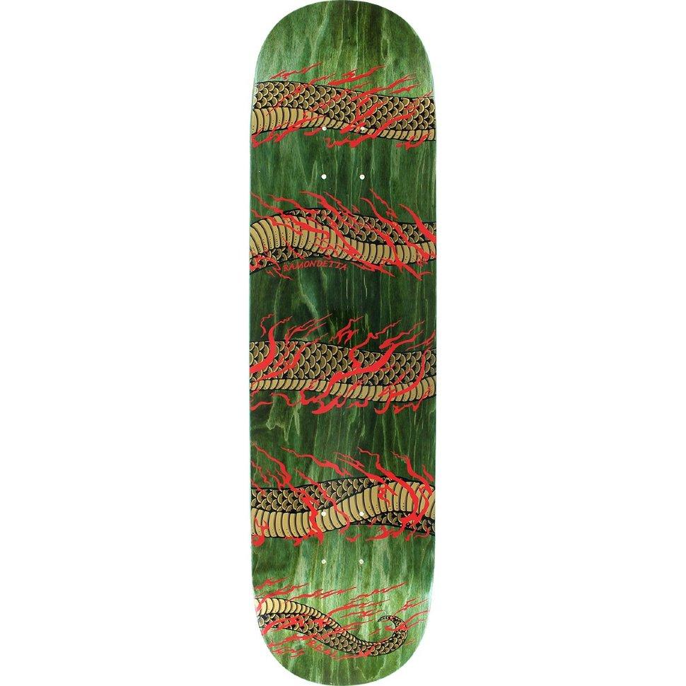 Дека скейтборд REAL SKATEBOARDS Brd Odyssey Ramondetta 888560143982