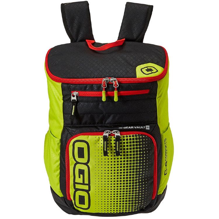 Купить Рюкзак OGIO C4 Sport Pack A/S Lime Punch, Вьетнам