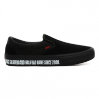 Кеды VANS х Baker Mn Slip-On Pro Black/Black/Red