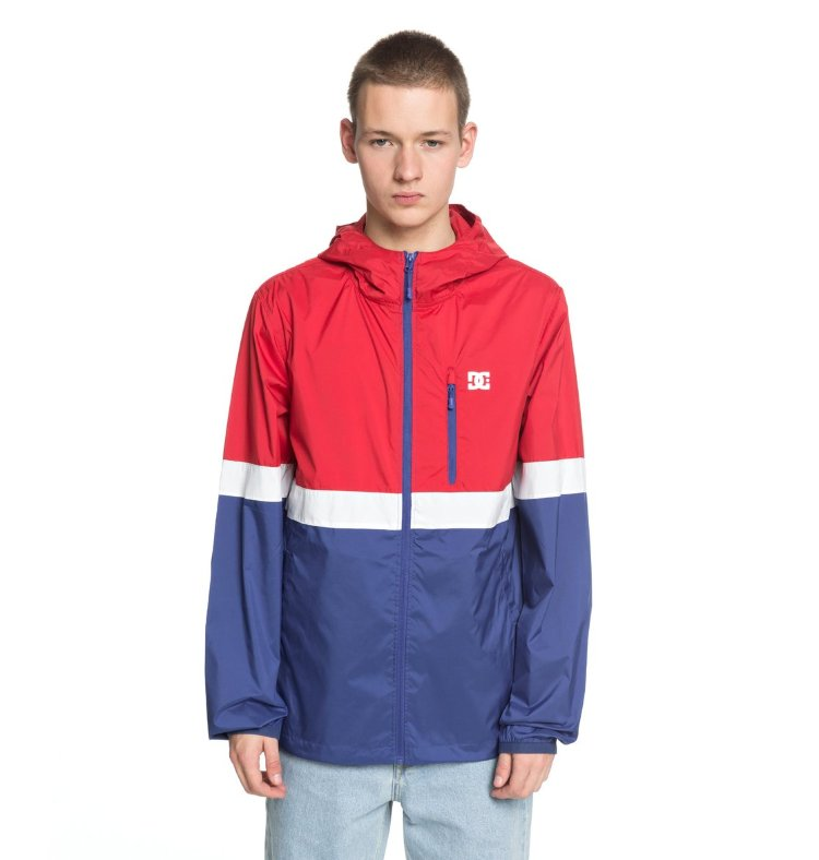 Купить Куртка мужская DC SHOES Dagup Triple Bl M Tango Red, Индонезия