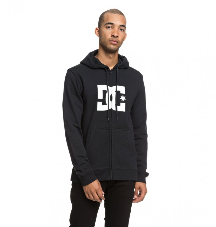 Кардиган DC SHOES Star Zh M Black, фото 1